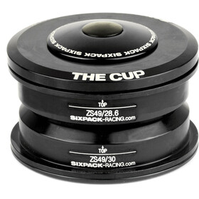 Sixpack The Cup Headset ZS49/28.6 I ZS49/30 black